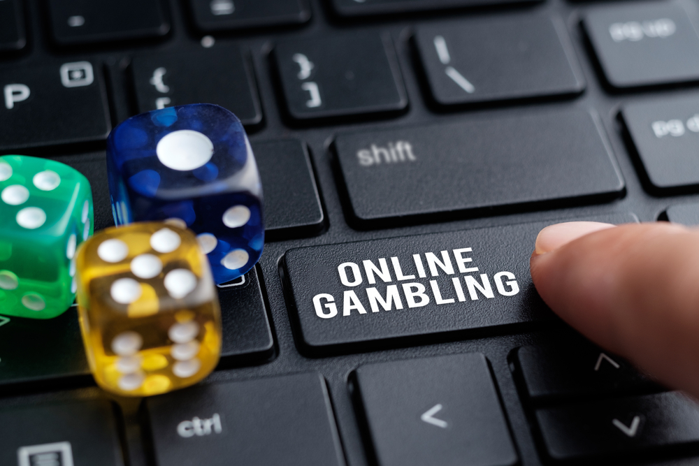 It is more fun when you gamble online.